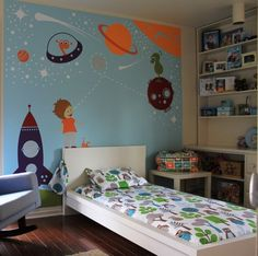 Create your own masterpiece with evgieNev wall decals.
