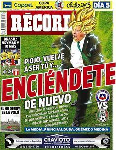 México - RÉCORD 15 junio del 2015