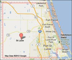 Where Is Port St Lucie Florida On The Map.55 Best Florida County Connection Images On Pinterest Beautiful