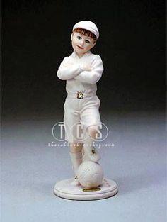 Giuseppe Armani Scorer-Retire 2002  1369F $250.00. #GiuseppeArmani #Figurine.