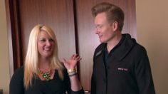 Conan Becomes A Mary Kay Beauty Consultant  http://teamcoco.com/video/mary-kay-remote