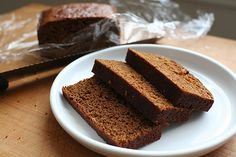 honey spice bread [david lebovitz]