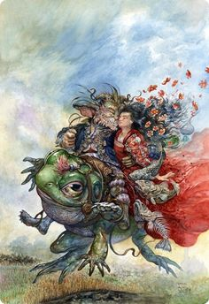 The amazing world of gumball mrfroggy gumball