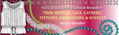 Adobe Illustrator Brushes - My Practical Skills This.