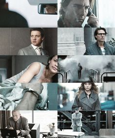 Mission Impossible: Ghost Protocol, probably my favorite MI yet (Simon Pegg and Jeremy Renner, yes please!)