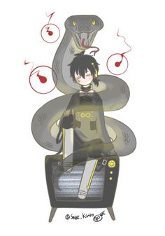 Kagerou Project, My Spirit Animal, Actors, Vocaloid, Summer Days, Anime Characters, Scary, Religion, Character Design