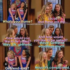 Girl Meets World (3x01)                                                                                                                                                     More