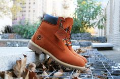 "VILLA x Timberland ""Sweet Potato"" 6"" Boot 