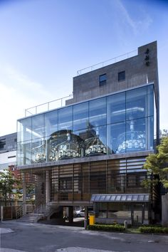 Choonwondang Oriental Clinic & Museum / Doojin Hwang Architects, Seoul, Korea