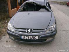 Peugeot 607 Avariat de Vanzare