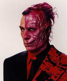 batman two face tommy lee - Google Search