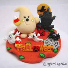 polymer clay figures   share