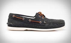 every man needs a boat shoe in his life.