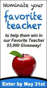 DollarDays Teacher Giveaway