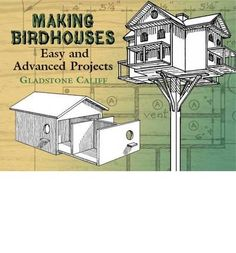 This practical guide for building birdhouses contains plans for more than fifty attractive and useful structures -- from a one-room house for bluebirds to a forty-two-room structure for purple martins. In addition to instructions and diagrams for constructing houses for such avian varieties as robins, wrens and chickadees, the easy-to-follow text also provides suggestions for feeding devices, bird house materials, methods of finishing exteriors, and winter care for birds.An authoritative…