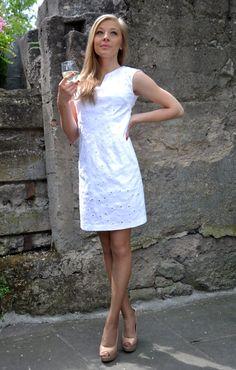 The dress of Isabell LA BELLEZA [ ZebrasBOX ]