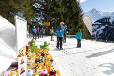 Langlauf-Charity am Kristberg in Silbertal im Montafon im März 2018 - (c) Netz für Kinder - Dietmar Charity, Fair Grounds, Fun, Travel, Long Distance, Kids, Viajes, Destinations, Traveling