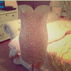 Frederick's of Hollywood sparkling sequin dress✨ Breathtaking sequin strapless dress✨never been worn!! You will definitely be a head turner in this number just getting rid of it because I have a bunch of dresses like this one so I'm looking for a good home for this beauty ❌⭕️ Frederick's of Hollywood Dresses Mini