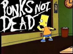 punks not dead its just sleeping drunk What Is Comedy, Simpsons Funny, Sleep Drink, Punks Not Dead, Famous Monsters, Punk Art, Green Day, Dance Music, Rock And Roll
