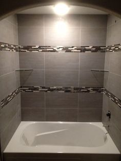 Neat Way To Customize Your Fiberglass Shower Outline It
