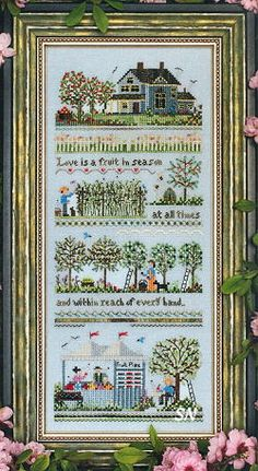 Oldfield Orchard Farm from The Victoria Sampler - click for more