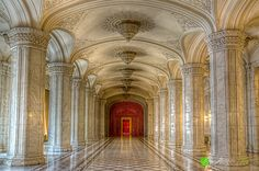 The People's Palace in Bucharest - One Beast Of A Building - Explore like a Gipsy, Study like a Ninja Palace Of The Parliament, Romanian People, Lens Aperture, Exposure Time, Bucharest, Barcelona Cathedral, Taj Mahal, Beast, Urban