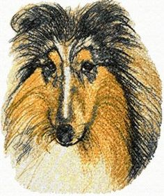 Machine Embroidery Cross Stitch Set of 8 Designs Blue Merle Collie, Pet Dogs, Dog Cat, Advanced Embroidery, Photo Stitch, Rough Collie, Dog Design, Cross Stitch Embroidery, Machine Embroidery Designs