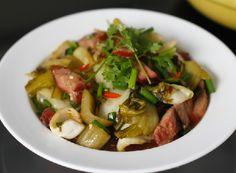 Thịt quay xào cải chua | Món ngon mỗi ngày | Món ăn ngon | Món ngon Việt Nam