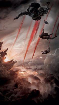 Godzilla IPhone 5 wallpaper #HD#Retina