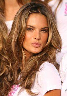 """my hair color inspiration: """"bronde"""" blonde and brunette"""