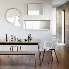 Buy Another Country for John Lewis Semley Living & Dining Furniture Range… Hall Mirrors, Living Room Mirrors, Furniture Sale, Dining Room Furniture, Furniture Ideas, Lounge, Kitchen Family Rooms, Interiors Online, Interior Photography
