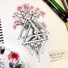 Tattoo design 2016