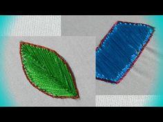 Aari Work for Beginners - Filling Stitch - YouTube