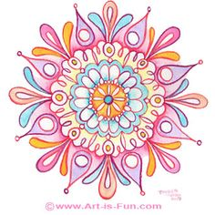 Mandala Designs: Show Us Your Favorite Mandalas That You've Created!