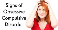 Signs of Obsessive Compulsive Disorder and How to Get a Handle on Your Symptoms http://healthpositiveinfo.com/signs-of-obsessive-compulsive-disorder-and-how-to-get-a-handle-on-your-symptoms.html