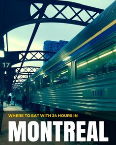 Best Things to Do in Montreal? Eat!