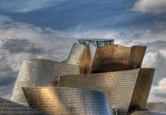 Museo Guggenheim in Bilbao, Spain