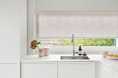 Chic, Sleek & Unique | Luxaflex® - The Art of Window Styling Blinds For You, Window Styles, Roller Blinds, Your Space, Windows, Inspiration, Home Decor, Chic, Unique