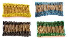 Peças de hardware viram jóias nas mãos de Elena Estaun | Passaporte do Luxo