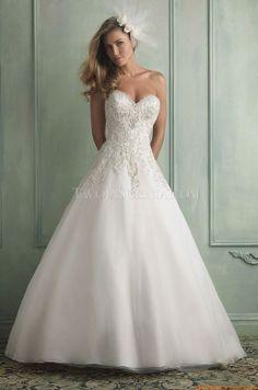 Robe de mariée Allure 9120 2014