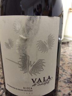 Vala de Solabal Impresionante descubrimiento.  Caro para lo que es el vino, pero muy bueno. Hay que probarlo, pero a ese precio hay Vinazos que le superan ... Y de esa calidad hay muchos vinos bastante más baratos