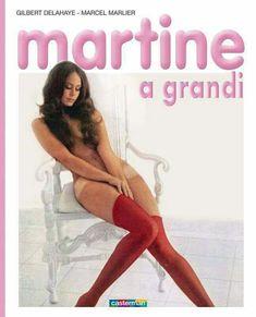 Martine, était un livre pour jeunes filles, elles ont grandi!