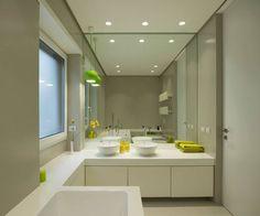 Trastevere House : Bagno minimalista di Arabella Rocca Architettura e Design