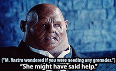 Doctor Who Challenge: Day 5 - Favourite alien- I really like sontarans :) Especially Strax, he is so funny! They're all funny XD