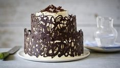 Chocolate creation showstopper - mary berry