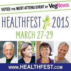 Amazing vegan event where you can see T. Colin Campbell, Rich Roll, Miyoko Schinner, Gene Baur and 20 other incredible speakers including vegan doctors, athletes, chefs, & scientists. Plus, a vegan chili Cook-Off, wine and cheese tasting, yoga, and a 5k!