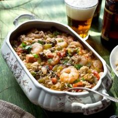 Seafood Gumbo Recipe - Seems like a lot of work but might need to happen in the fall because uhm yum.