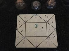 Geomancy Divination for July 2018