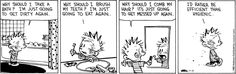 Calvin and Hobbes Comic Strip, November 09, 2013 on GoComics.com