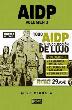 Mignola, Mike [et al.]: AIDP integral (volumen; 3) Norma, 2014